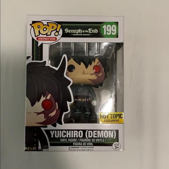 Other - Yuichiro demon form pops figure